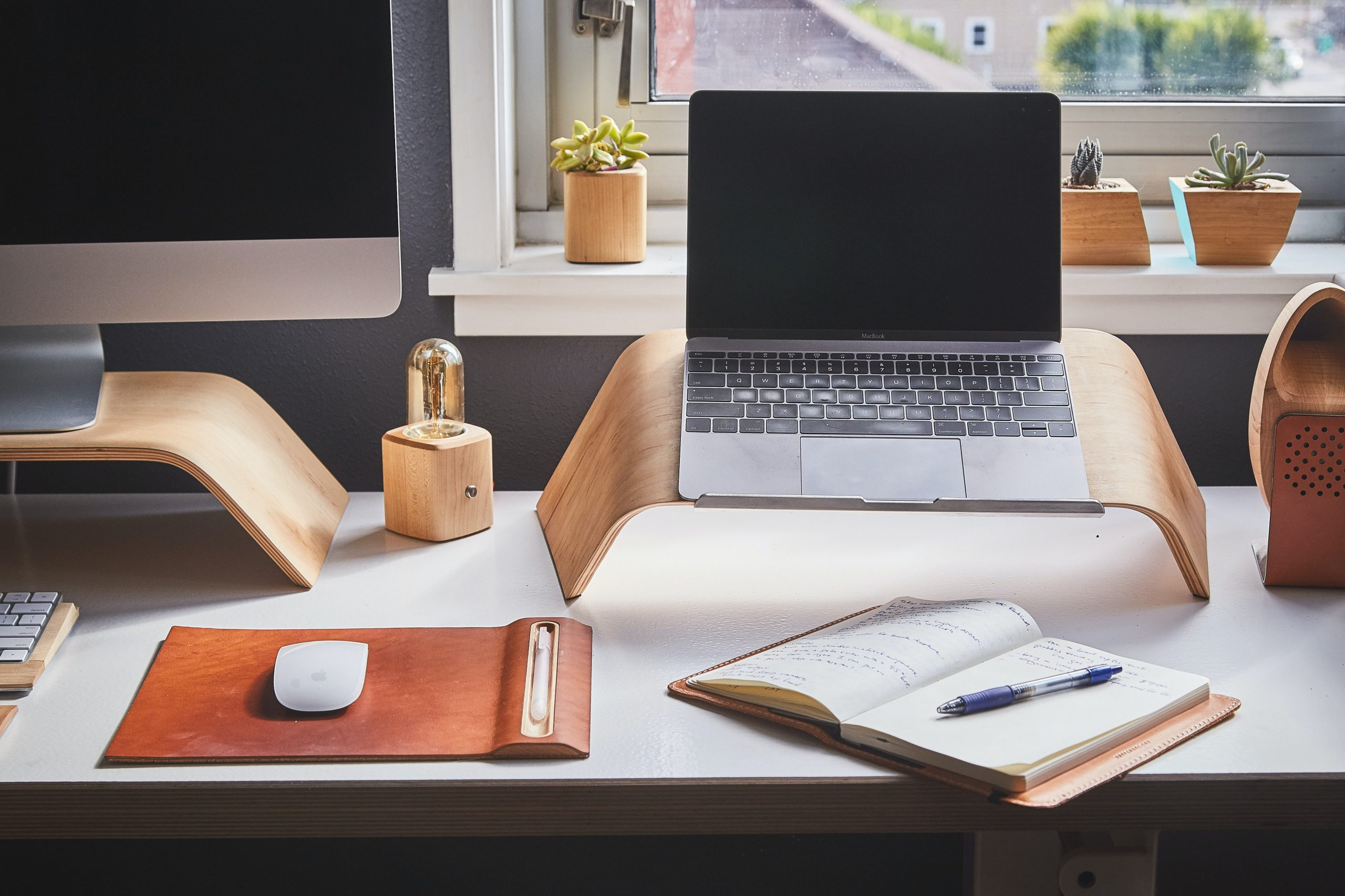 Have a Well-equipped an Organized Workspace