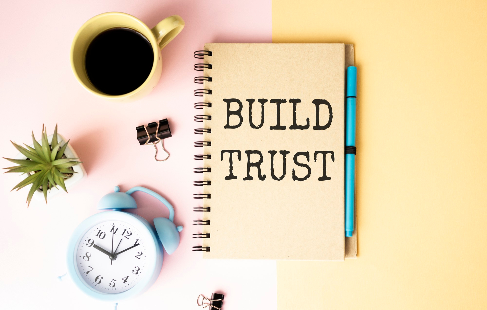 Build Trust With Your Virtual Team